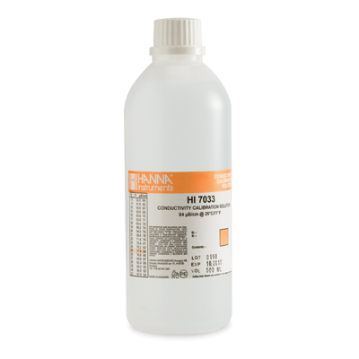 Hanna Instruments HI7033L 84 ?S/cm solution 480 ml