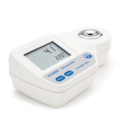 Hanna Instruments HI96801 Digital refractometer