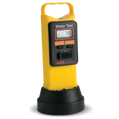 Hanna Instruments HI98204 Watertest Temp / pH / EC / ORP