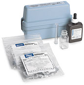 Hach 24444-00 Total chlorine kit CN-21P