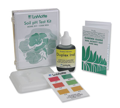Lamotte 5024 Soil pH test kit