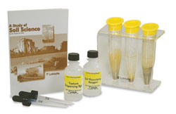 Lamotte 1067 Soil texture kit