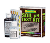 Manutec 08000 Manutec soil pH test kit