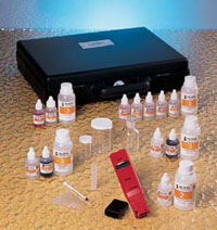 Hanna Instruments HI3823 Aquaculture & Aquarium test kit