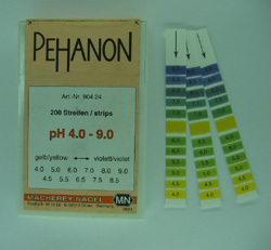 Macherey Nagel 90424 Pehanon strips pH 4.0 - 9.0