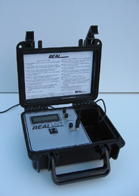 Real Tech portable UVT meter