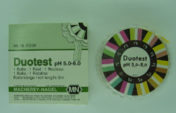 Macherey Nagel 90304 Duotest paper pH 5.0 - 8.0